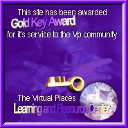 This site awarded the Gold Key Award